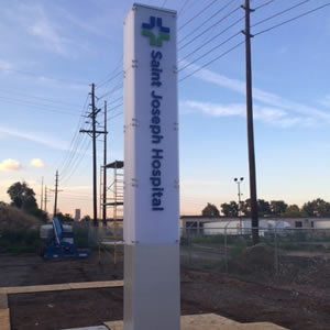 Arapahoe Sign Arts | Health Care Signs