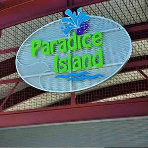Arapahoe Sign Arts | Sign for Paradice Island